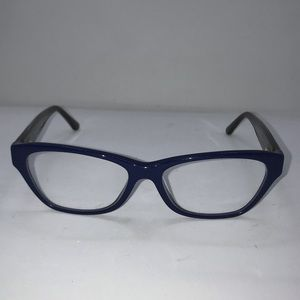 Tory Burch 2053 Navy / Coconut Eyeglasses